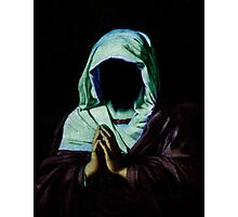 Praying. Photographic Print