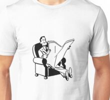 Happy Father's Day - Vintage Father Unisex T-Shirt