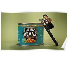 Mr Beanz Poster
