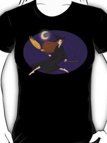 Qurater past nine Flight T-Shirt