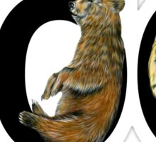 ZOO Sticker