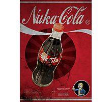 Nuka Cola Poster Photographic Print