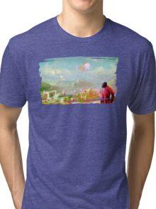 Pyroland Tri-blend T-Shirt