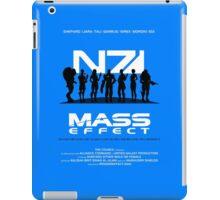 Mass Effect  iPad Case/Skin