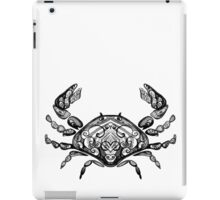 Cancer zodiac iPad Case/Skin