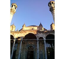 Mosque in Konya Photographic Print