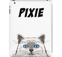 Pixie M7 Cats iPad Case/Skin
