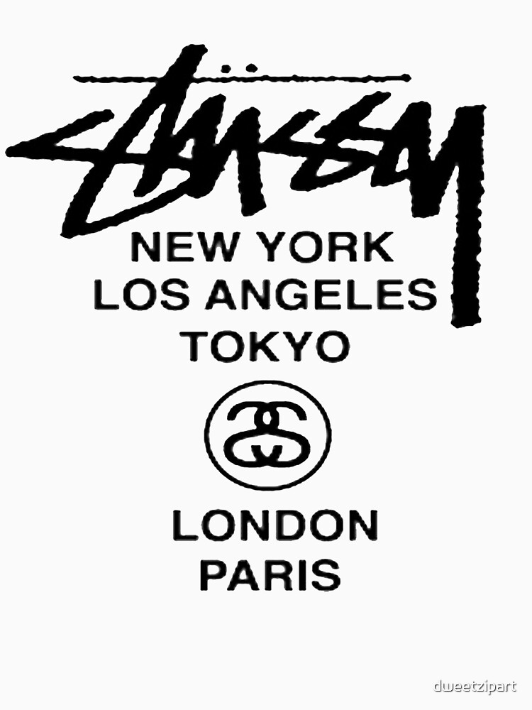 Stussy leather bucket hat
