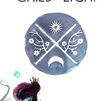 Child Of Light Poster  by BensterTech