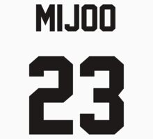 Lovelyz Mijoo Jersey Kids Tee