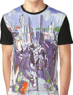 Evangelion #02 Graphic T-Shirt