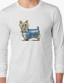 So Silky Terrier Long Sleeve T-Shirt