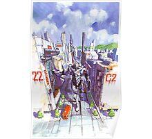 Evangelion #02 Poster