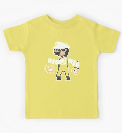 PLUMBER BETWEEN WORLDS Kids Clothes