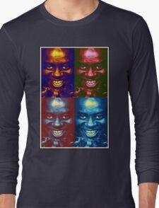 Ainsley Harriott Pop Art - Funny, Memes & Fashion Long Sleeve T-Shirt