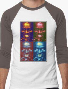 Ainsley Harriott Pop Art - Funny, Memes & Fashion Men's Baseball ¾ T-Shirt