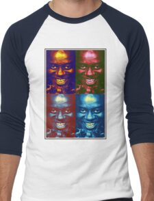 Ainsley Harriott Pop Art - Funny, Memes & Fashion Men's Baseball ¾ T-Shirt