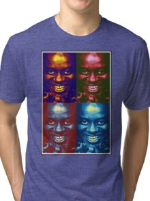 Ainsley Harriott Pop Art - Funny, Memes & Fashion Tri-blend T-Shirt