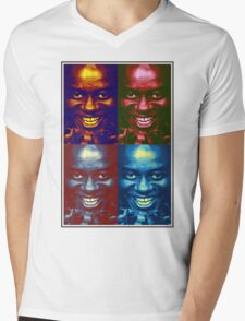 Ainsley Harriott Pop Art - Funny, Memes & Fashion Mens V-Neck T-Shirt