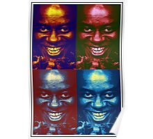 Ainsley Harriott Pop Art - Funny, Memes & Fashion Poster