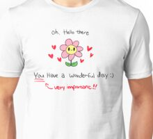 Note to you Unisex T-Shirt