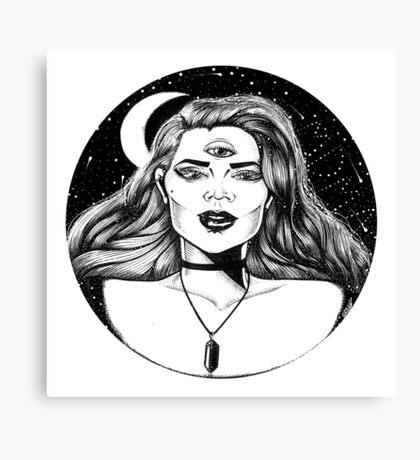 MDMA Canvas Print