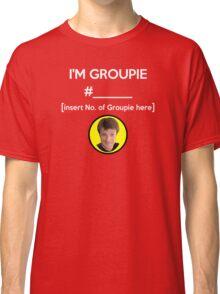 """I'm Groupie Number.... "" Joss Whedon's Dr. Horrible - Light Classic T-Shirt"
