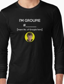 """I'm Groupie Number.... "" Joss Whedon's Dr. Horrible - Light Long Sleeve T-Shirt"