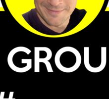 """""""I'm Groupie Number.... """" Joss Whedon's Dr. Horrible - Light Sticker"""