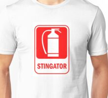 fire extinguisher romania Unisex T-Shirt