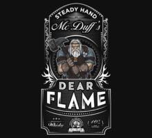 Steady Hand McDuff's Dear Flame Whisky by Jf  Lemay