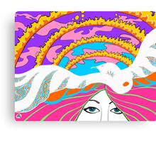 Psych Vision #75 Canvas Print