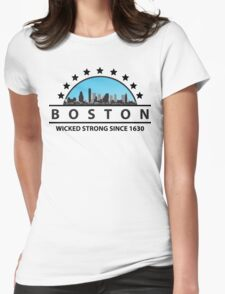 Boston Wicked Strong Since 1630 T-Shirt
