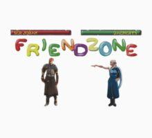 Mortal Friendzone Kids Clothes