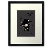 Chibi D Framed Print
