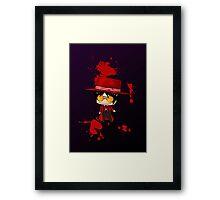 Chibi Alucard Framed Print