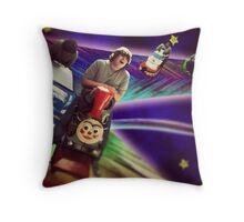 Soft Vincent Friend Throw Pillow