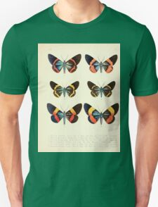 Aid to the identification of insects Charles Owen Waterhouse 1890 V1 V2 182 Various T-Shirt