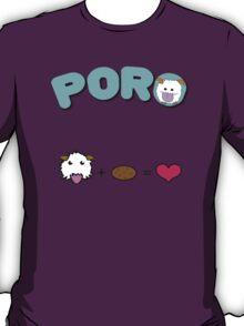 Poro + Cookie = <3 T-Shirt