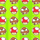 Goomba Shrooms by Smars