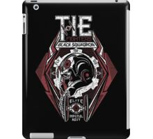 Black Squadron iPad Case/Skin