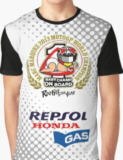 Marquez baby champ Graphic T-Shirt