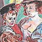 Mother and Child ( after Rubens ) by john-e