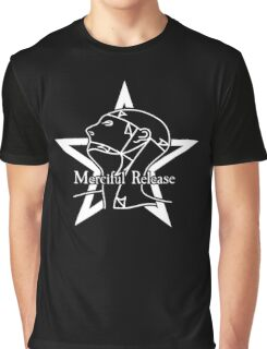 The Sisters Of Mercy - The Worlds End - Merciful Release Graphic T-Shirt