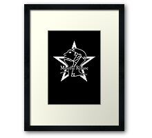 The Sisters Of Mercy - The Worlds End - Merciful Release Framed Print