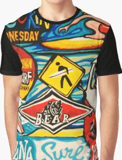 Surf Rockin Graphic T-Shirt