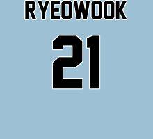 Super Junior Ryeowook Jersey Unisex T-Shirt