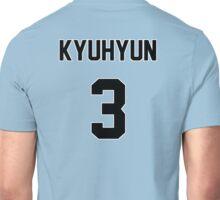 Super Junior Kyuhyun Jersey Unisex T-Shirt