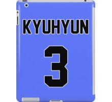 Super Junior Kyuhyun Jersey iPad Case/Skin