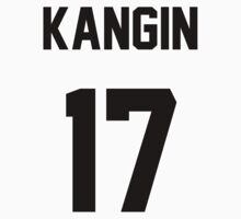 Super Junior Kangin Jersey Kids Tee